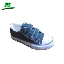 nouvelles chaussures de toile d'enfants de mode, dernières chaussures de toile de conception, chaussures de toile en gros