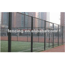 Chain link fence for sports ground (10 years' factory)