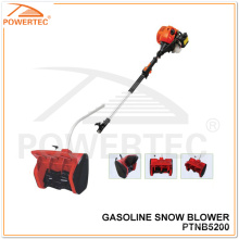 Powertec 1700W 52cc essence souffleuse à neige (PTNB5200)