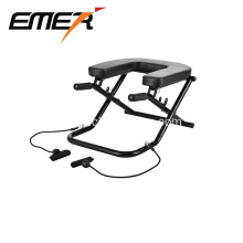 New Arrival for Plastic Back Inversion Table fitness chair Inversion workout balanced body headstand bench supply to Australia Exporter