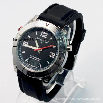 Подгонянные радиоуправляемые мужские наручные часы Япония Движение