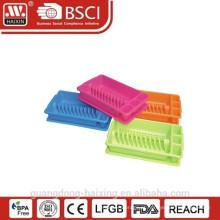 Cremalheira de venda cozinha prato plástico Rack /Wire quente
