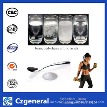 Sports Supplements Bcaa2: 1: 1 in Bulk Instant Bcaa Power