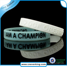 Best Supplier 100% Eco-Friendly Silicone Wristband for Promotion Gift