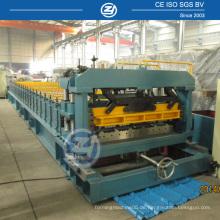 Automatische glasierte Fliesen-Kaltrollenformmaschine mit ISO