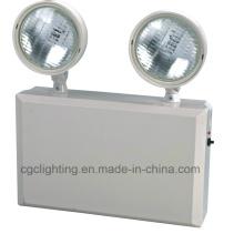China LED de luz de emergencia recambiable con batería de respaldo