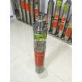 """2 """"3"""" 4 """"tornillo QGD sumergible sumergible de agua eléctrico bombas de fase única de motor de aceite transparente lleno de agua CHIMP"""