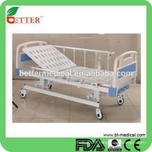 3 postion lit d'hôpital à hauteur variable