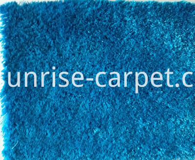 Polyester Short Pile Carpet