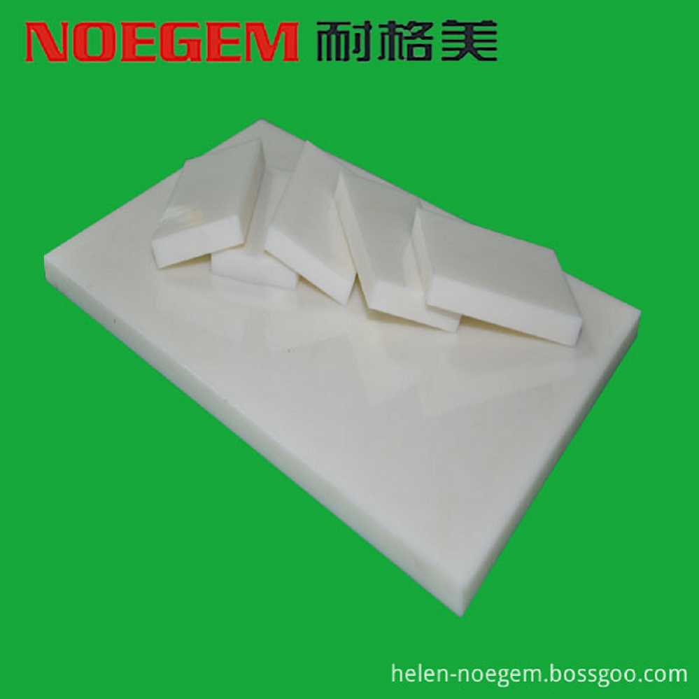 Blue color nylon6 plastic sheet
