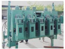 Steel silo production machines