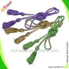 Decorative Tassel Cord for Curtain and Cord Curtain Tassel