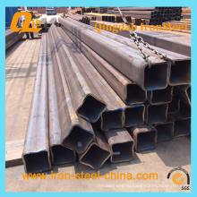 S275jr Бесшовные стальные квадратные трубы 200 мм ~ 1000 мм