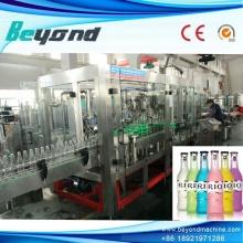 Máquina de llenado del cóctel de la botella de cristal de la alta calidad