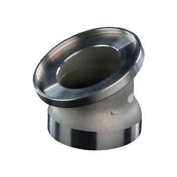 Joint de tuyau d'échappement en acier moulé pour automobiles