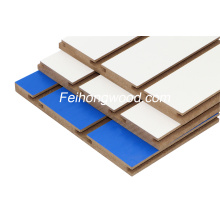 Grooved MDF (Medium-density firbreboard) for Furniture and Decratioin
