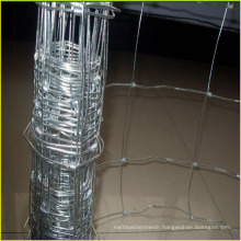 China galvanized cattle mesh fence & farm fence horse fence &grass land fence