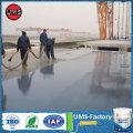 Polyurea coating applications bridge coating heat resistance