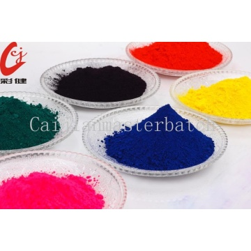 Colour Pigment Masterbatch Granules