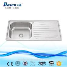 Fertig Küchenschränke mit Waschbecken unter Waschbecken Wasserfilter Malaysia Küchenspüle
