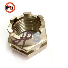 Filetage en laiton sans plomb PPR / CPVC inserts usine