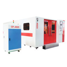 Fiber Optic CNC Laser Cutting Machine