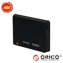 ORICO 2598SUS boîtier de disque dur externe SATA de 2,5 po