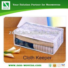 high quality nonwoven italian matching shoe and bag set