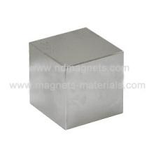 Ímãs de NdFeB do cubo Perment com chapeamento do Ni