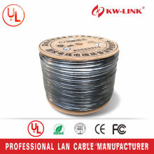 UL Approved Lan Kabel, Netzwerkkabel, Cat5e Solid Kabel 305m