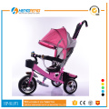 Aluminum Alloy Material China Good Baby Stroller 3 in 1 Manufacturer With EN1888, Folding Baby Carriage