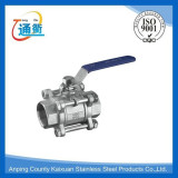 Tongqu No.1 stainless steel 3PC ball valve
