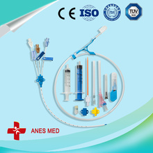 Triple Lumen Central Venous Catheter kit