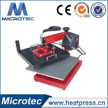 Digital Double Side Heating Swing Away Heat Press