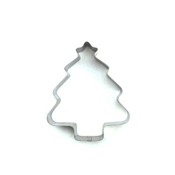 christmas tree cookie cutter Mold