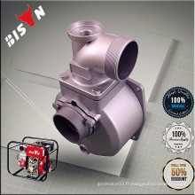 BISON Chine Taizhou Tous les types de pompe à eau de tête de haute qualité de 20 m Pompe à tête centrale Pompe à eau à essence