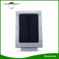 Ultra Thin IP65 Waterproof Lighting suave 46 LED Sensor de movimiento solar Light para Garden Outdoor Path Lighting
