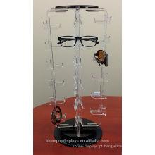 Entendendo e criando soluções únicas para o seu negócio Venda por atacado loja de óculos de sol Spinner Stand