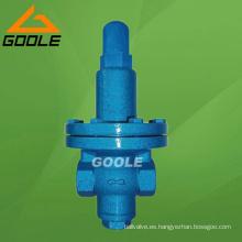 Válvula reductora de presión de agua de diafragma de alta sensibilidad Yt11