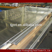 EN1.4301 ASTM 304 stainless steel sheet cold rolled building material