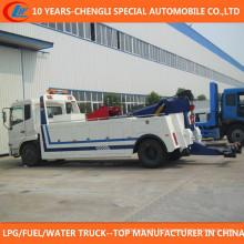 4X2 Camion de remorquage 15ton remorquage dépanneuse camion à vendre