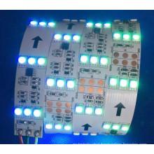 Intelligent 5 Volt Waterproof 5050 Digital RGB 144 LED Strip Ws2812