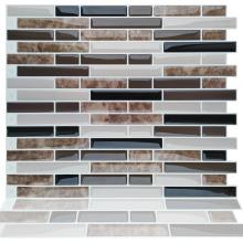 Smart Home kitchen backsplash stickers wall bathroom tile