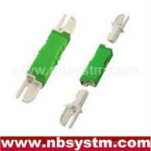 E2000 / PC Singlemode simplex adapter