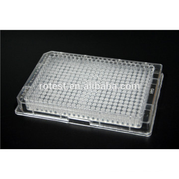 tissue culture treated 384 well cell culture plate