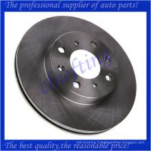remplacement des disques de frein MDC1806 ADJ134308 JDI080 92158900 277942103704 pour disque de frein tata