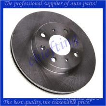 replacing brake discs MDC1806 ADJ134308 JDI080 92158900 277942103704 for tata brake disc