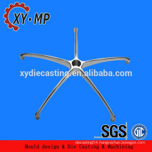 CNC milling High Quality Furniture Hardware, zinc bracket accessories
