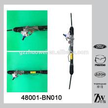 Peças de automóvel Tipos de caixa de velocidades de direcção para Nisan N16 48001-BN010