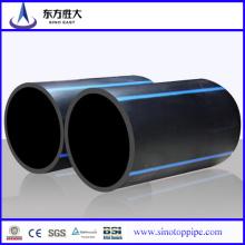 Schlussverkauf! HDPE Kunststoffrohr Lieferanten in China
